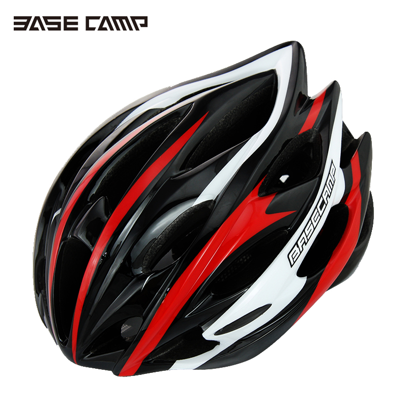 Free Shipping Brand New Basecamp Imported EPS Material Cycling Helmet 56-62 CM Adjustable Fits For Different People<br><br>Aliexpress