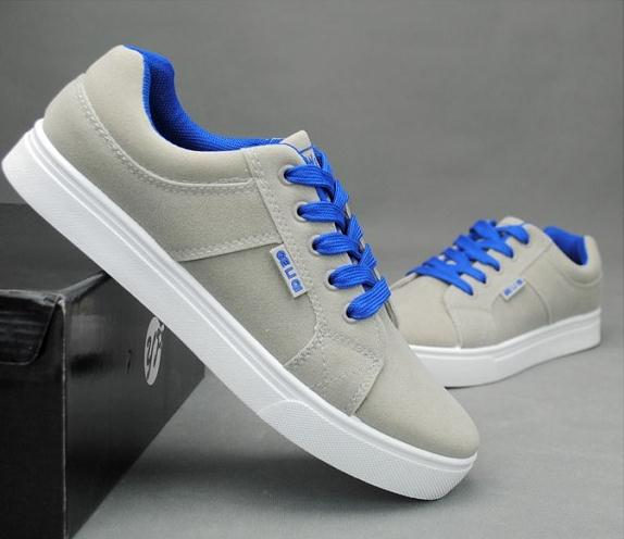factory sale nubuck leather men's flats brand shoes new 2013 casual sneakers(China (Mainland))