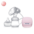 2015 Hotsale 150ml avent USB Electric Brand Breast Pump Automatic Baby Breast Feeding Vacuum Pump With