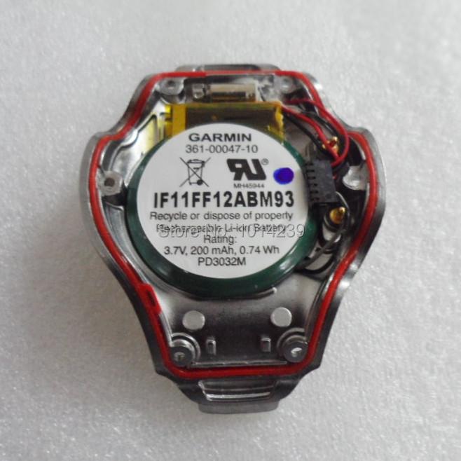 how to change battery garmin forerunner 10