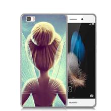 Cute Angel girl minions comics Hard Plastic Cover Case Huawei P6 P7 P8 Lite P9 Sony Z1 Z2 Z3 Z4 Z5 - ShenZhen Mo Cai Co., Ltd store