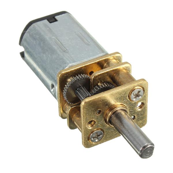 Двигатель постоянного тока N20