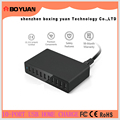 50W 10 port usb charger fast adapter charging station Quick Charging Smart USB Charger Smart IC