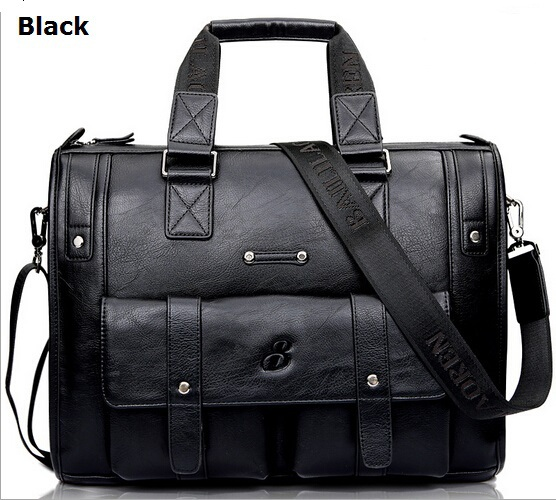 2015 New Arriving +Wholesale Men Commerce Briefcases Men Commercial Briefcases Can Put 15 Laptop Men Travel Briefcases<br><br>Aliexpress