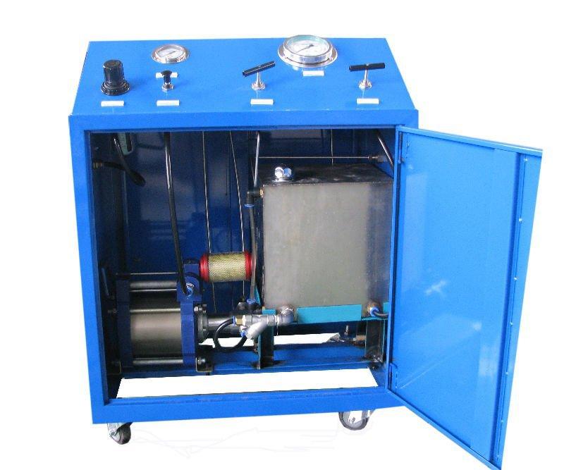 Model:WS-JS240 1920 bar High pressure hydro pneumatic system ,air hydraulic station ,hydraulic power Unit(China (Mainland))