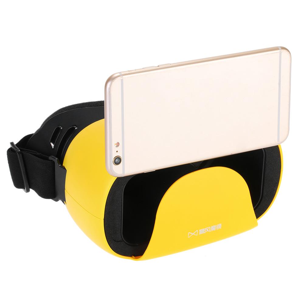 """ถูก 3D VRความจริงเสมือนแว่นตาXD-4สากล3Dชุดหูฟังเกมภาพยนตร์VRสำหรับ4.7 ~ 5.7 """"โทรศัพท์สมาร์ท"""