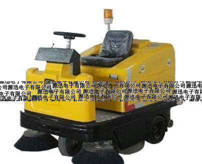 Sweeping machines supplied to Shenzhen Huizhou factory automatic driving Sweeper road Sweeper Sweeper(China (Mainland))