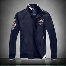 Aeronautica militare Air Force One jacket jaqueta,mens causal brand Embroidery business jacket,bomber jacket polo Jackets mens(China (Mainland))