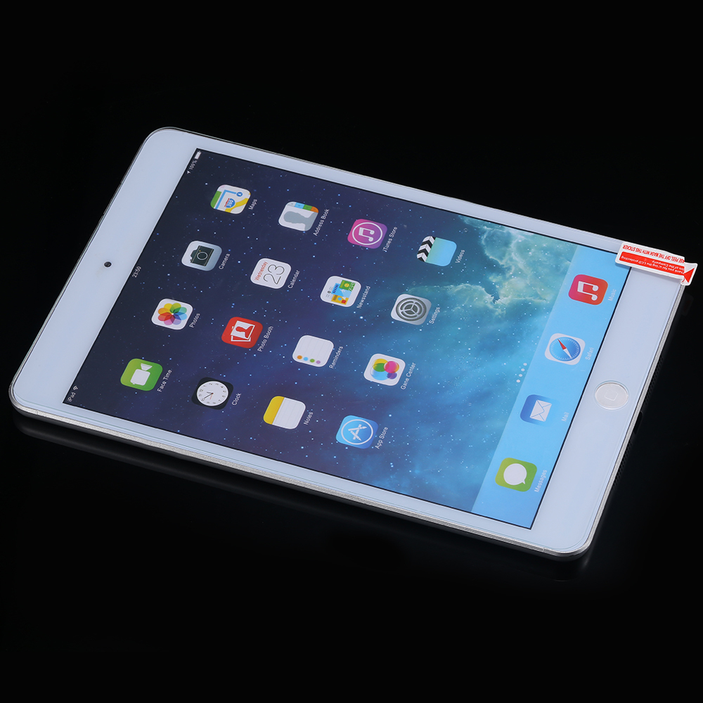 Tempered Reinforced Glass Screen Protector Case For iPad 2 3 4 5 Air For iPad Mini
