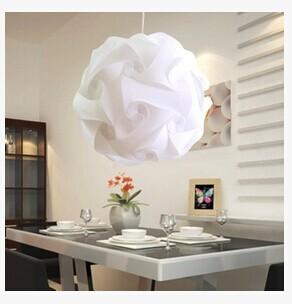 New Modern 25cm DIY IQ Pendant light PVC Ball+ E27 lamp holder+wire+ceiling base Suspension Light Pendant Lamp light<br><br>Aliexpress