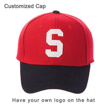 100 pcs/lot cotton custom embroidery cap(China (Mainland))