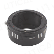 Buy PHTICAL Hi-Precision AI-EOSM Lens Adapter NIKON AI AF Screw Series Mount Lens CANON EOSM EOS M Screw Mount Camera Body for $12.82 in AliExpress store