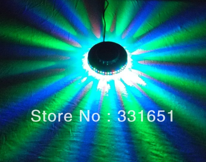 64pcs/lot New products LED DJ Lights LED DJ SUNNY Effect Party LIGHT(China (Mainland))