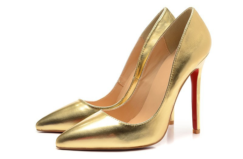 Cheap Gold Shoes For Wedding Cheap Gold Metallic Shoes