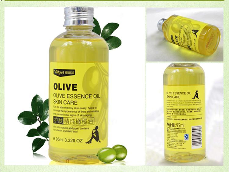 Olive essence oil 100% Original Whitening Cream 95ml the whole body whitening moisturing skin care Makeup Retail Wholesale(China (Mainland))