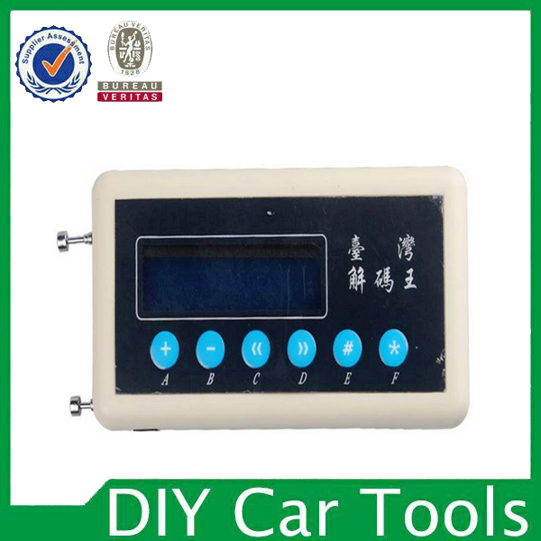 433Mhz Remote Control Code Scanner(Copier) 433Mhz Car Key Remote Control Wireless Remote Key Copier(China (Mainland))