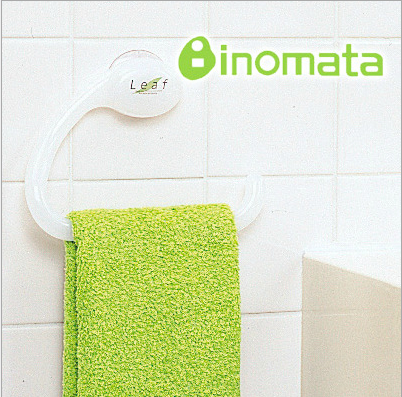 Freeing shipping towel hanger not only saves your room, but also help your towel keeps dry and clean of your bathroom and rack(China (Mainland))