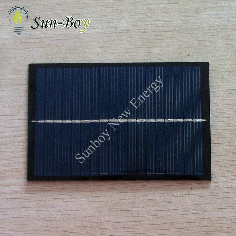 50pcs/lot 130*85mm 9V 150mA Small Solar Panel(China (Mainland))