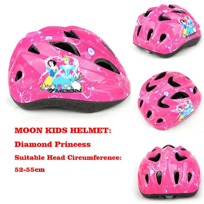 1pc Profession Kids Skate Helmet PVC Children Boy Girl Bicycle Snowboard Helmet Children Sports Safety 52-55cm(China (Mainland))