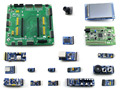 STM32F4DISCOVERY STM32F407VGT6 STM32F407 STM32 ARM Cortex M4 Development Board 15 Modules Kit Open407V D Package B