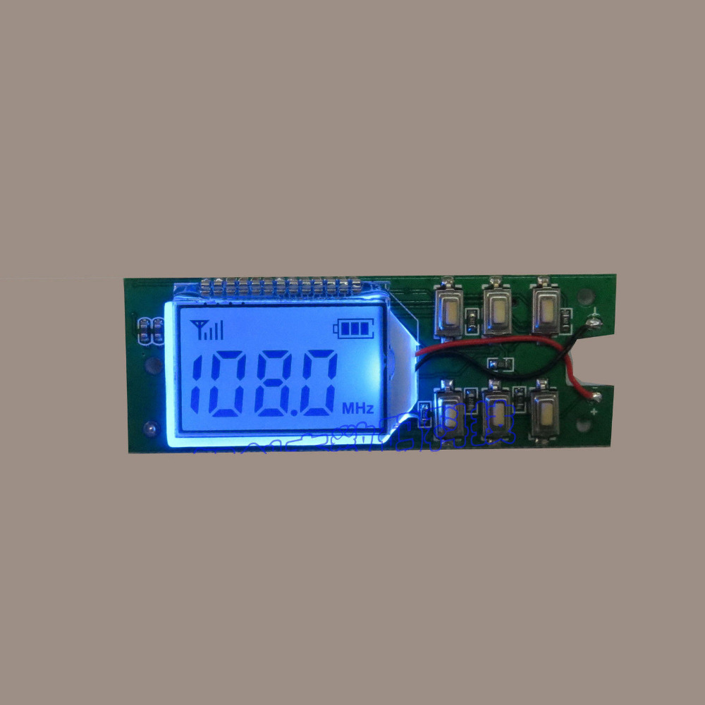 Details about Digital FM Transmitter Module Wireless Microphone Audio frequency : 87-108MH(China (Mainland))