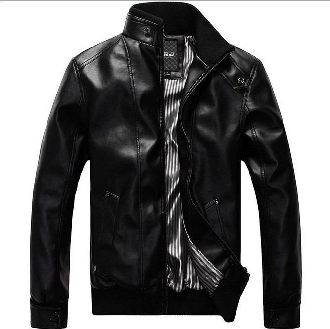 Best leather jackets designs – Novelties of modern fashion photo blog