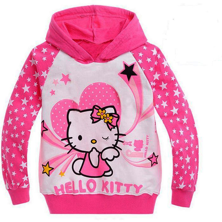 New 2015 Cartoon Children hoodies kids T-shirt boys girls outerwear baby spring autumn Long sleeve sweatshirts<br><br>Aliexpress