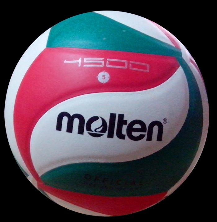 Все расплавленный волейбол v5m4500 мяч веселье