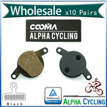 Buy Bicycle Disc Brake Pads FOR Magura Clara 2001 2002, Louise FR, Louise 2002 2006 Disc Brake, Resin, 10 Pairs, BP023 for $9.98 in AliExpress store