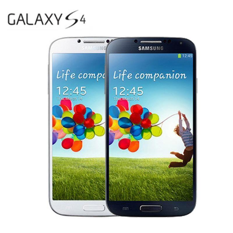 "S IIII SIIII Unlocked Original Samsung Galaxy S4 I9500 I9505 Android 4.2 Quad Core 2G RAM 16GB 13MP 5.0"" WIFI GPS Refurbished(China (Mainland))"