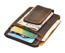 Деньги клипы  от Beautiful bags shop для Мужчины, материал Настоящая кожа артикул 32475254009