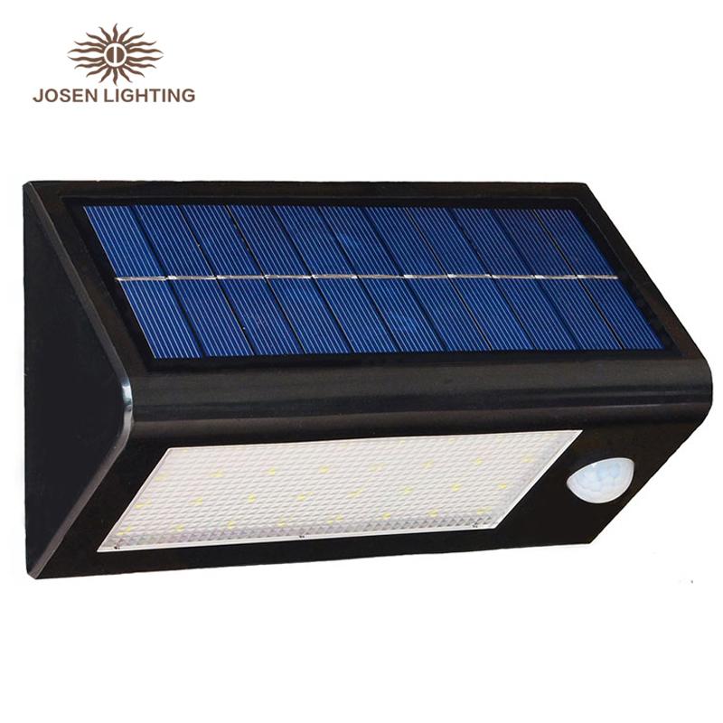 (3.5W)waterproof led solar light outdoor garden lampada solar lamp outdoor lighting solar garden light street light wall sconce(China (Mainland))