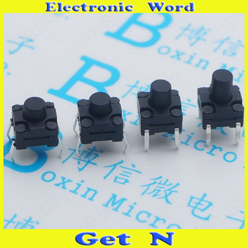 1000pcs 4-Pin Limit Switch for Camera SMD Reset Switch Touch Switch<br><br>Aliexpress