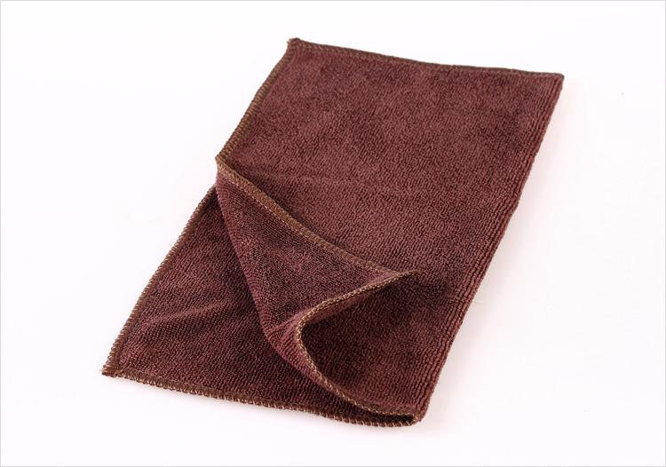 Tea Accessories Tea accessories tea towels absorbent red / brown and white tea towel absorbent towel Specials