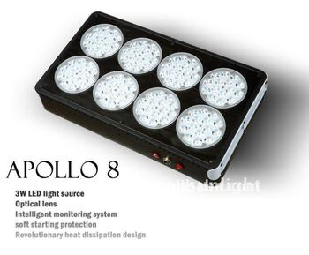 free shipping factory wholesale  led plant grow lights apollo 8