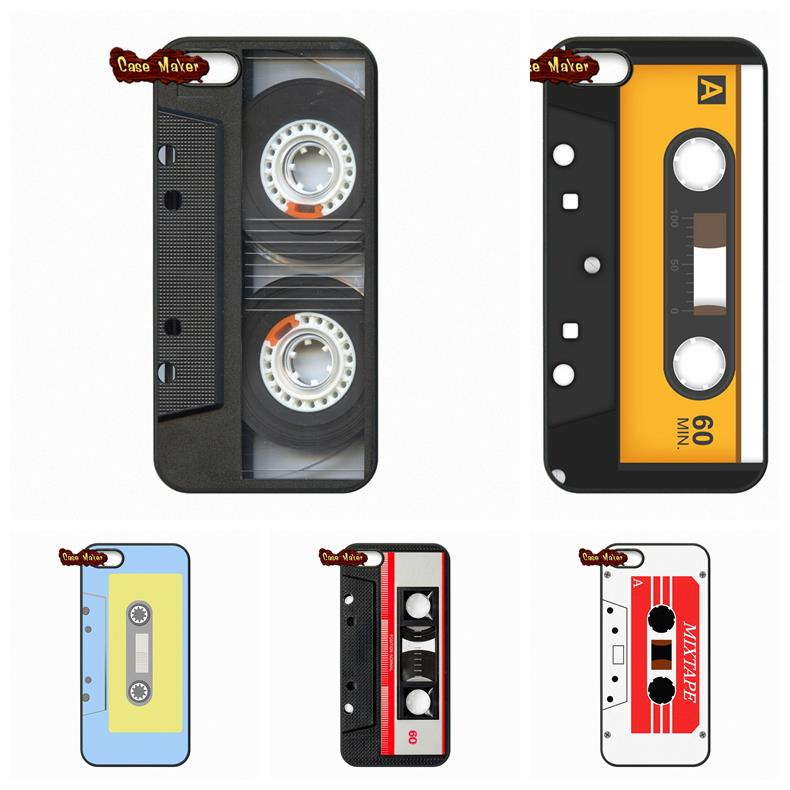 Side Old Style 3310 Tape Cassette Phone Case Cover For HTC One X S M7 M8 Mini M9 A9 Plus Desire 816 820 Blackberry Z10 Q10(China (Mainland))