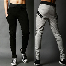 2015 Brand new fashion mens joggers casual harem sweatpants sport pants men clothing trousers tracksuit bottoms sarouel hip hop