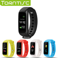 Torntisc L30t Bluetooth Smart Band Full Color Screen Support Heart Rate Monitor Fitness Tracker for Android