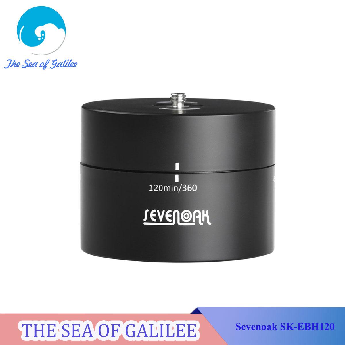 Sevenoak SK-EBH120 Mechanical Panoramic 360 degree Portable tilt head for GoPro&Action Cameras SmartPhones DSLR Cameras(China (Mainland))