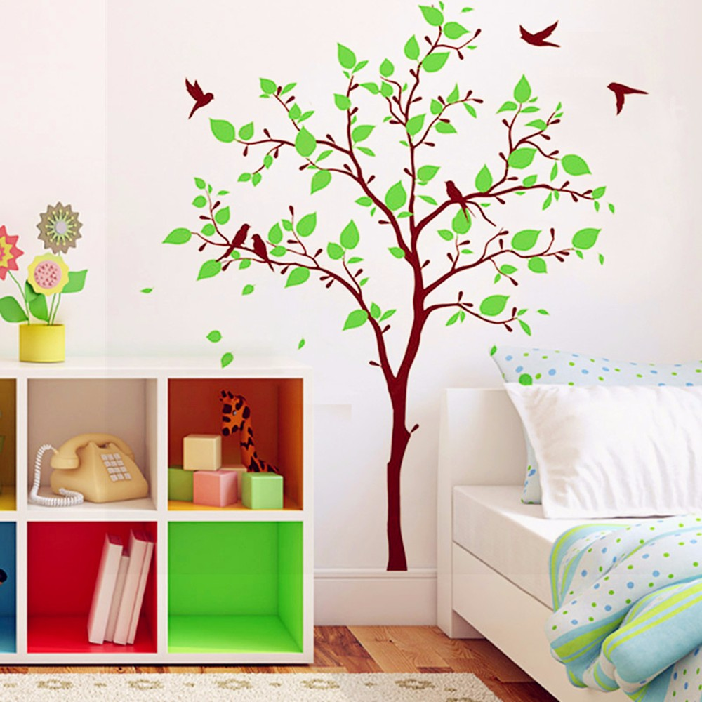 2016 hot recommend baby nursery wall decoration kids room for Baby room decoration wall stickers