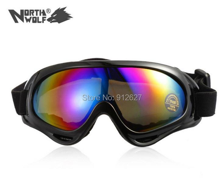 Ch-27 moto New 2015 moto Ski lunettes hommes femmes sports de planche de Ski lunettes de snowboard neige Motocross(China (Mainland))