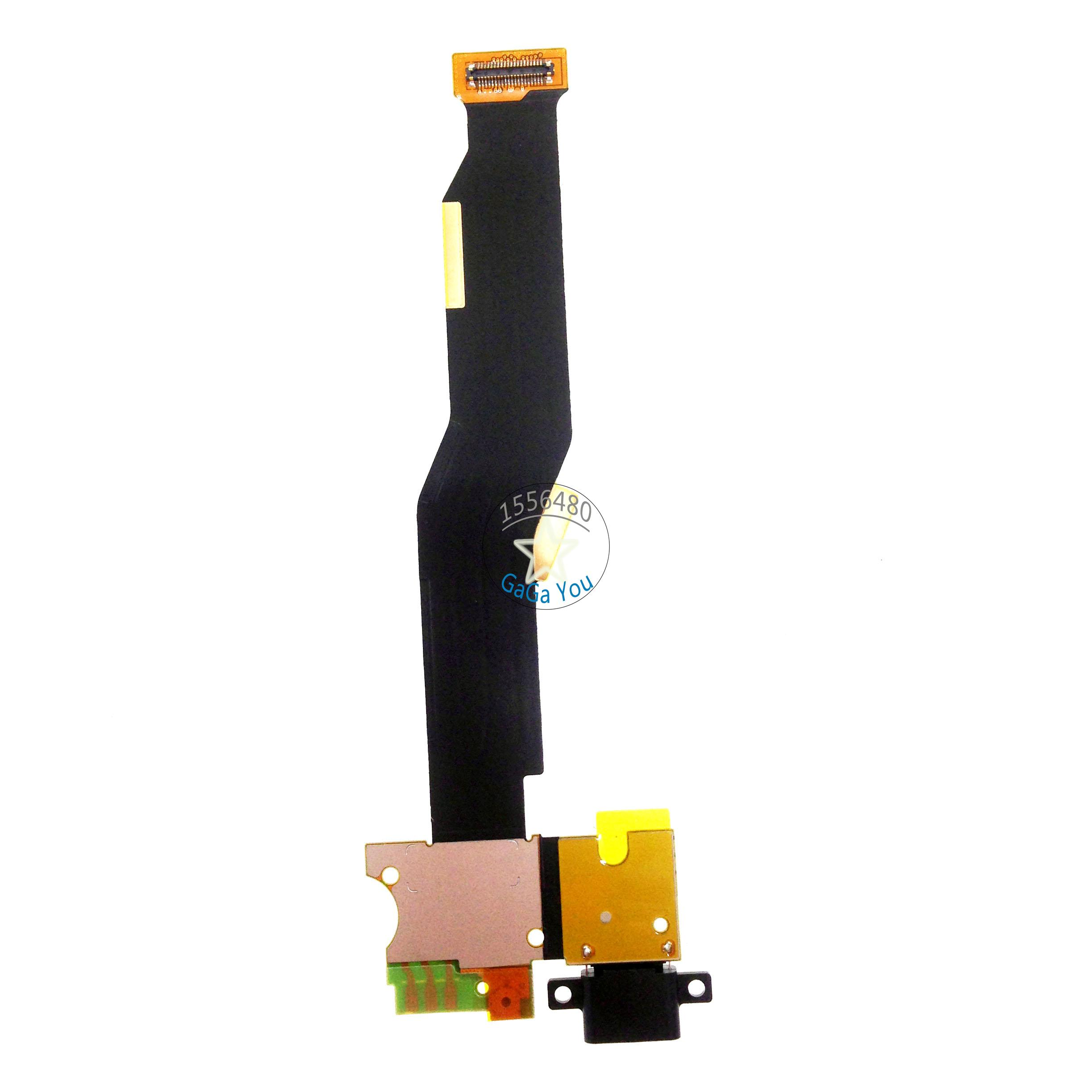 Original New USB Charging Port Charger Dock Connector Microphone Flex Cable For Xiaomi MI4 M4 Mi5 M5 Mi Note Parts