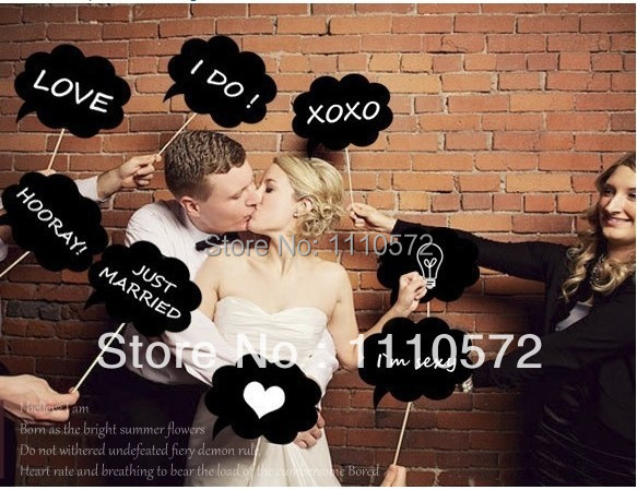 New Product ! Wedding ideas photo MINI CHALKBOARD SIGNS with SKEWERS MINI BLACKBOARDS WEDDING Party Decorations(China (Mainland))