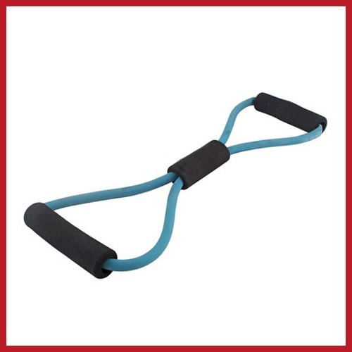 Promotion sale cheaptent Resistance Bands Tube Workout Exercise for Yoga 8 Type High Qualit New Design
