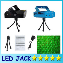 Free Shipping 150MW Mini Red Green Moving Party Laser Stage Light laser DJ party Twinkle 110