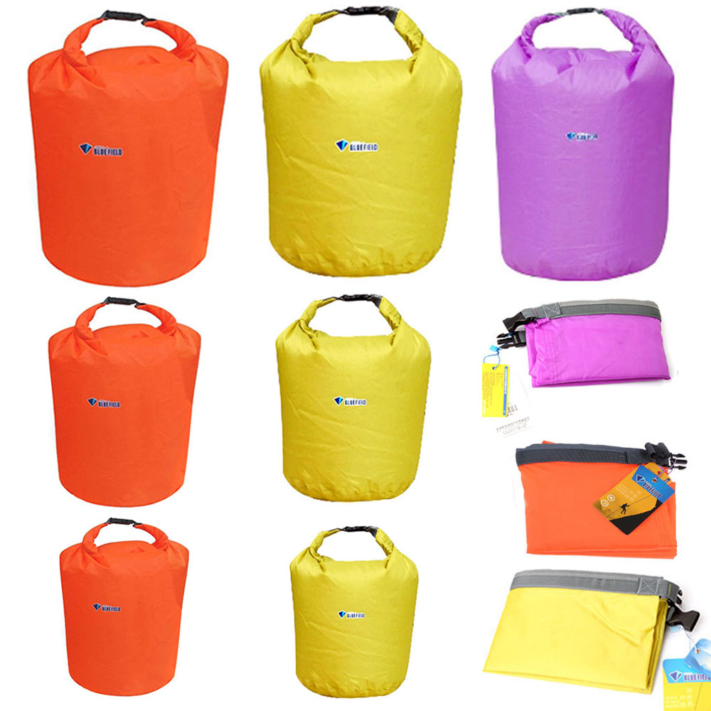 20L/S 40L/M 70L/L Waterproof Bag Storage Dry Bag for Canoe Kayak Rafting Sports Outdoor Camping Portable Travel Kit Equipment(China (Mainland))