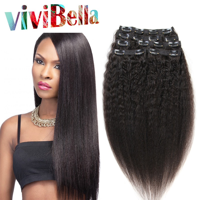 6A Coarse Yaki Virgin Hair Malaysian Straight Hair Rosa Hair Products Malaysian Kinky Straight Human Hair Weave Italian Yaki
