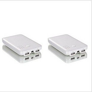 5000mAh rechargable Power Bank for Cell Phone iphone4s MP3 MP4 HTC Tablet PC(China (Mainland))