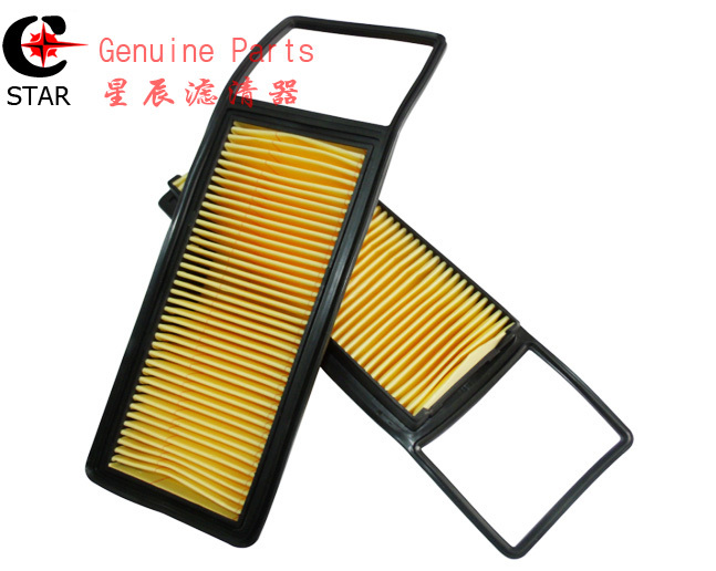 Free Shiping--ASPIRE Brand A Quality Air Filter 17220-PWC-000/ 17220-FWC-000/ 17220-PWA-003 for Jazz fit 1.2/1.4(China (Mainland))