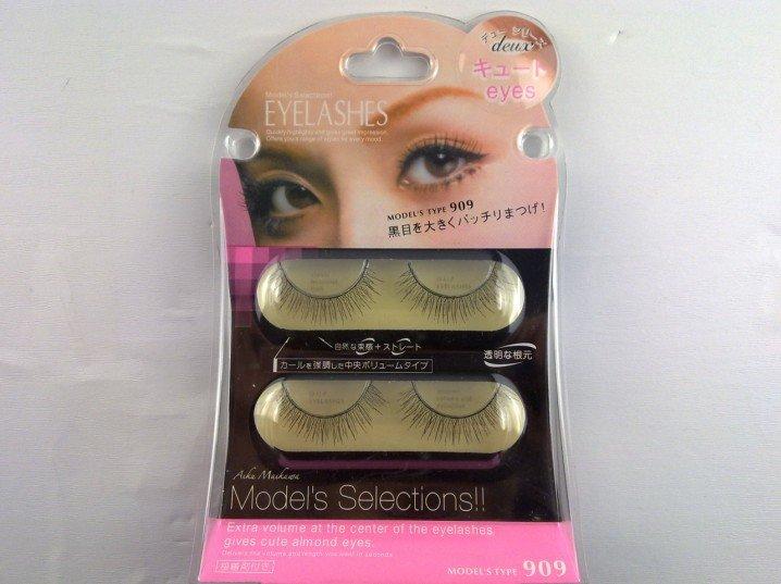 [Top quality] Free shipping,30box/lot (4 pairs/box with glue) Japan KOJI Dolly Wink diamond eyelash(DUP.908)(China (Mainland))